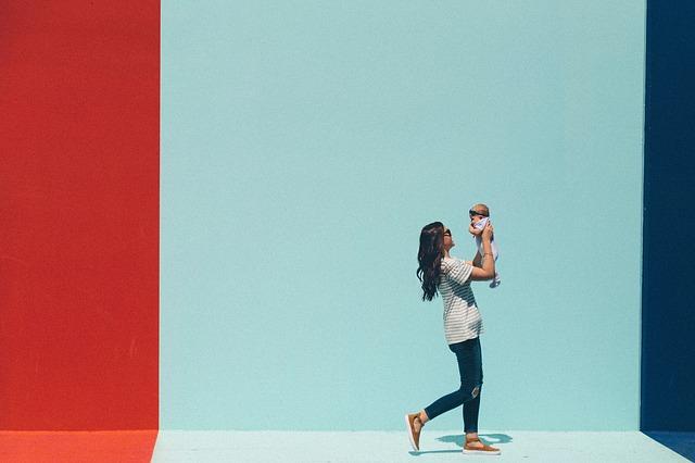 産後に痩せる人と痩せない人の違いは?原因や特徴はある?